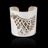 diane-venet-CORNEILLE-Oiseau-bracelet